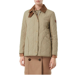 NWT BURBERRY Cotswold Quilted Barn Jacket